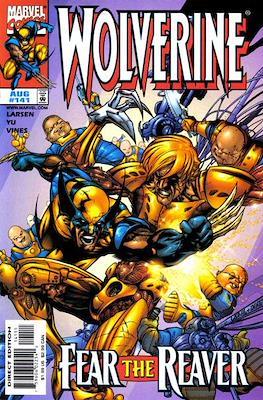 Wolverine (1988-2003) (Comic Book) #141