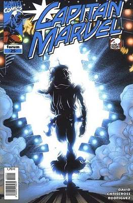 Capitán Marvel Vol. 1 (2000-2002) (Grapa 28-44 pp) #25