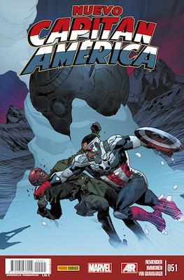 Capitán América Vol. 8 (2011-) (Grapa) #51