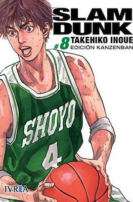 Slam Dunk - Edición Kanzenban (Kanzenban) #8