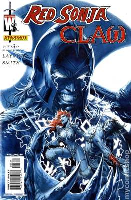 Red Sonja / Claw: The Devil's Hands (2006) (Grapa) #3
