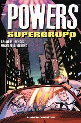 Powers (2002-2005) (Rústica 96-142 pp) #4
