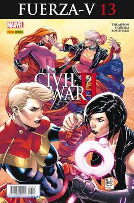Fuerza-V (2015-2017) (Grapa) #13