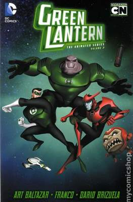 Green Lantern: The Animated Series (Rustica) #2