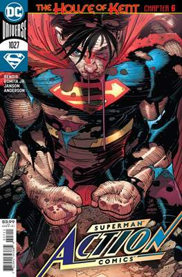 Action Comics Vol. 1 (1938-2011; 2016-) (Comic Book) #1027