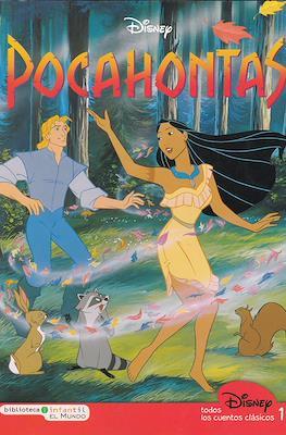 Disney: todos los cuentos clásicos - Biblioteca infantil el Mundo (Rústica) #16