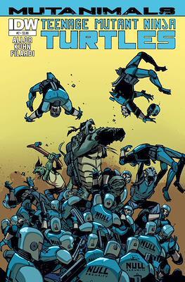 Teenage Mutant Ninja Turtles: Mutanimals (Comic book) #2