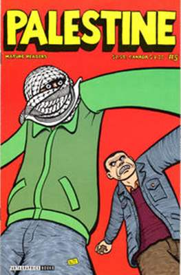 Palestine (Comic Book) #5