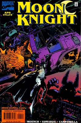 Moon Knight Vol. 3 (1998) (Comic Book) #4