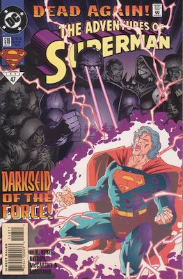Superman Vol. 1 / Adventures of Superman Vol. 1 (1939-2011) (Comic Book) #518