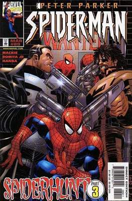 Spider-Man (Vol. 1 1990-2000) (Comic Book) #89
