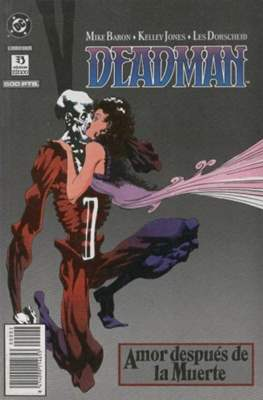 Deadman. Amor después de la muerte (Rústica) #2