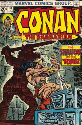 Conan The Barbarian (1970-1993) (Comic Book 32 pp) #31