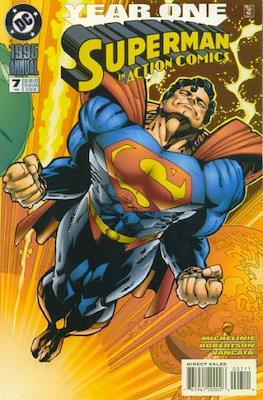 Action Comics Vol. 1 Annual (1987-2011) #7