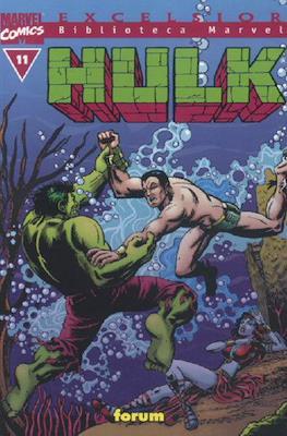 Biblioteca Marvel: Hulk (2004-2006) (Rústica 160 pp) #11