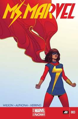 Ms. Marvel (Vol. 3 2014-2015) (Grapa) #3