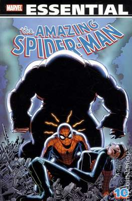 Essential The Amazing Spider-Man (Softcover) #10