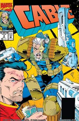 Cable (Vol.1) (Digital). 2011 #3
