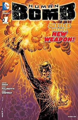 Human Bomb (Comic Book) #1