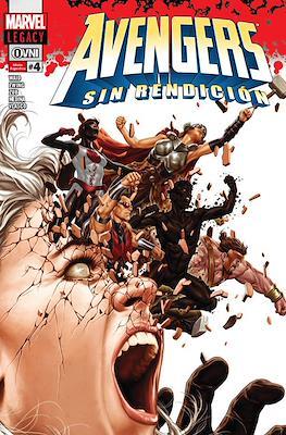 Avengers: Sin Rendición (Grapa) #4
