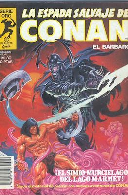 La Espada Salvaje de Conan. Vol 1 (1982-1996) (Grapa. B/N.) #30