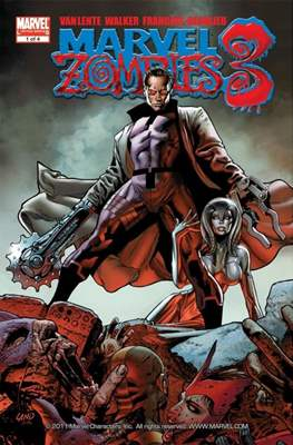 Marvel Zombies 3 (Comic-Book) #1