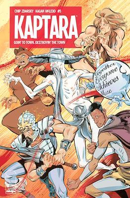 Kaptara (Comic-book/digital) #5