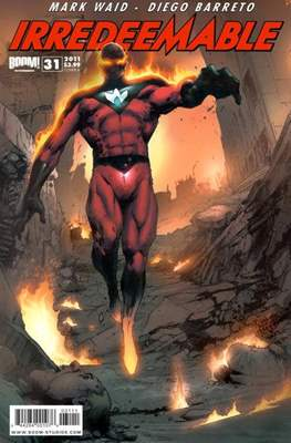 Irredeemable (Comic Book) #31