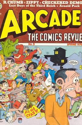 Arcade: The Comics Revue (grapa) #5