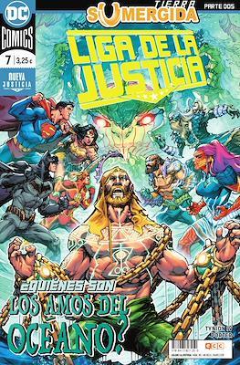 Liga de la Justicia. Nuevo Universo DC / Renacimiento (Grapa) #85/7
