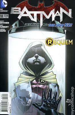 Batman Vol. 2 (2011-2016 Variant Covers) (Comic Book) #18