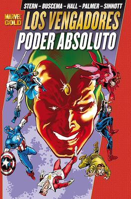 Los Vengadores. Marvel Gold (Rústica con solapas) #20