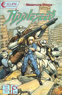 Appleseed Book Two