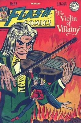 Flash Vol. 1 (1959-1985) (Comic Book 32 pp) #93