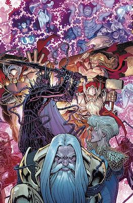 Universo Marvel: La Guerra de los Reinos (Grapa 48 pp) #4