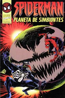 Spiderman: Planeta de simbiontes (1996)