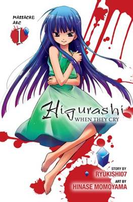 Higurashi When They Cry (Paperback) #19