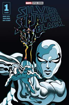 Silver Surfer: Black (Grapa) #1