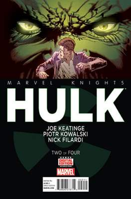 Marvel Knights: Hulk (Comic Book) #2