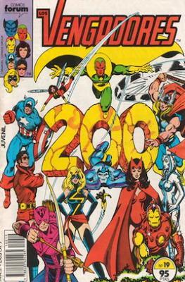 Los Vengadores Vol. 1 (1983-1994) #19