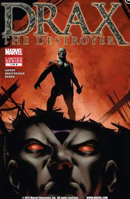 Drax: The Destroyer