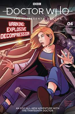 Doctor Who: The Thirteenth Doctor (Comic book) #4