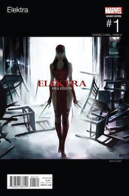 Elektra Vol. 4 (Variant Cover) #1.1