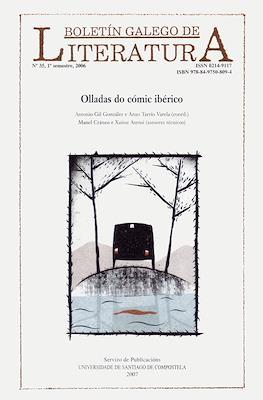 Boletín galego de literatura #35