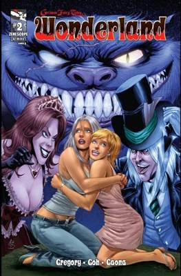 Grimm Fairy Tales presents Wonderland (Comic Book) #2