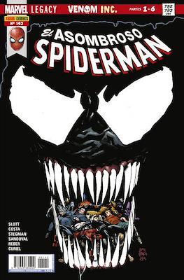 Spiderman Vol. 7 / Spiderman Superior / El Asombroso Spiderman (2006-) (Rústica) #142