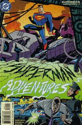 Superman Adventures (Comic Book) #64