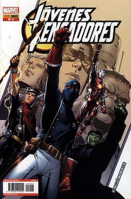 Jóvenes Vengadores Vol. 1 (2006-2007) #2