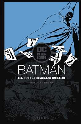 Batman: El largo Halloween - DC Black Label