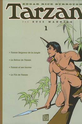 Tarzan par Russ Manning (Cartoné con sobrecubierta) #1